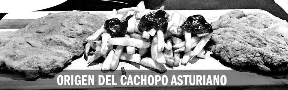 Origen del cachopo asturiano